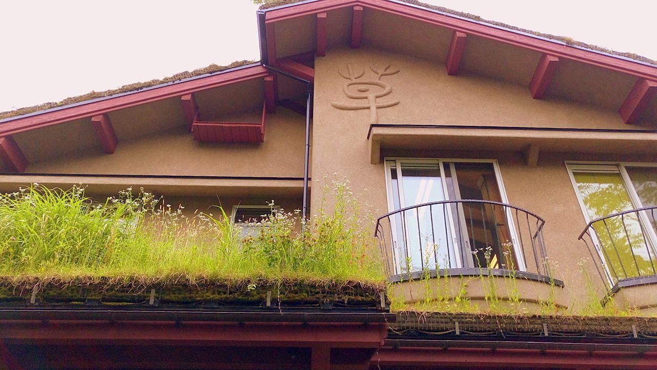 三鷹にあるジブリ関係の建物「草屋」