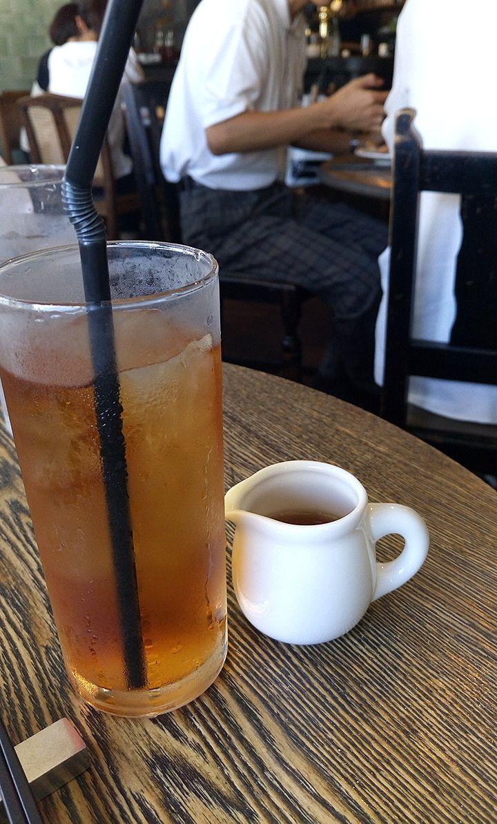 国立ティーハウスの紅茶もあります吉祥寺マザーズ