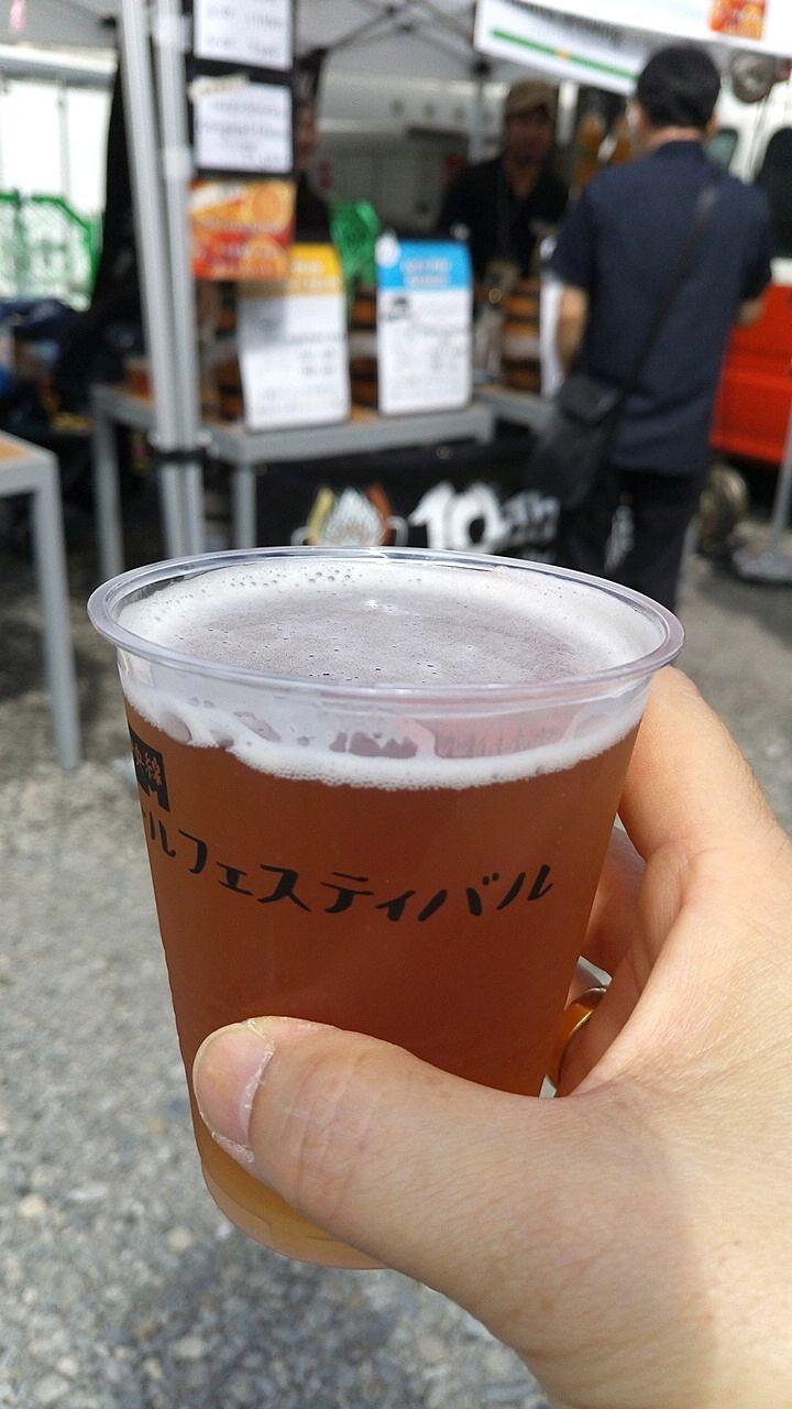 武蔵境で開催されましたビールフェスタ2018