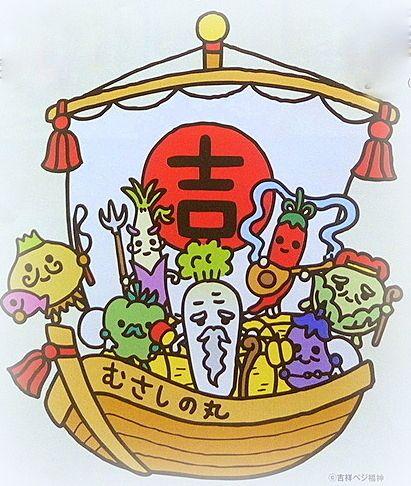 第13回 武蔵野吉祥「七福神めぐり」