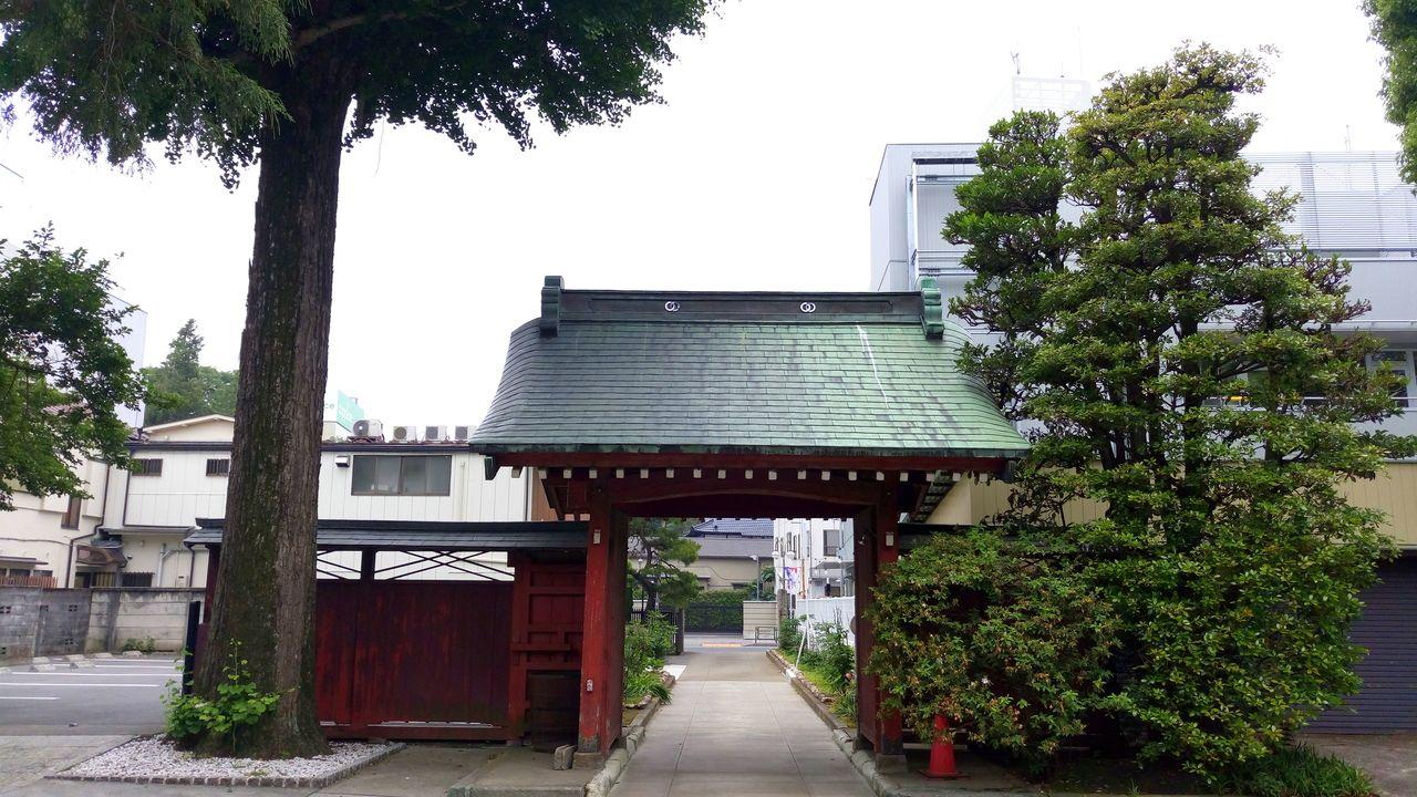 吉祥寺の安養寺