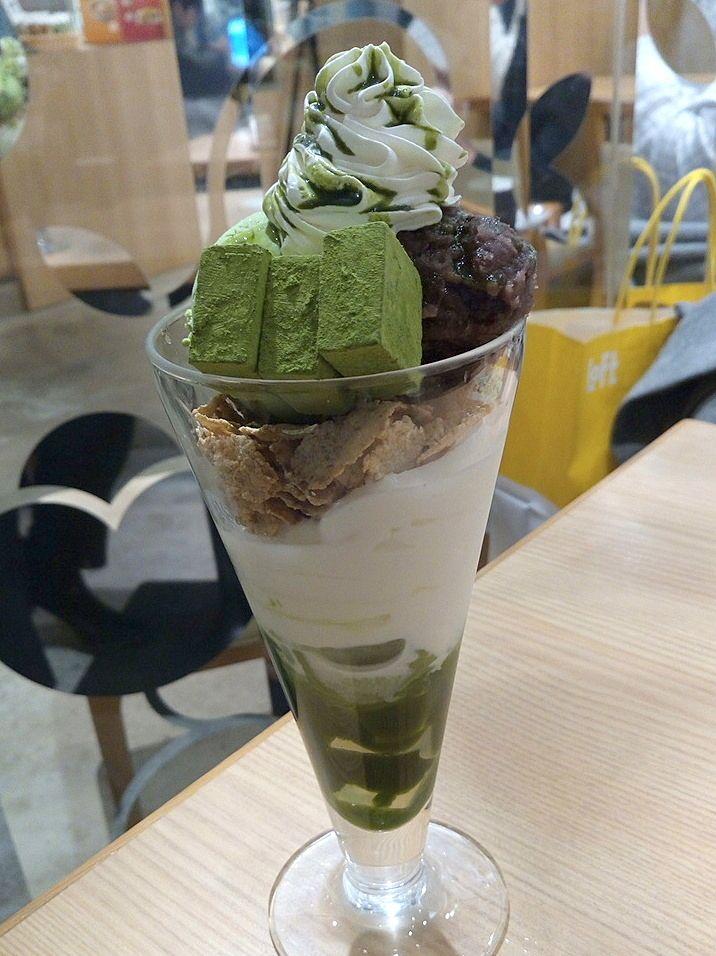 nana's green tea、吉祥寺キラリナ