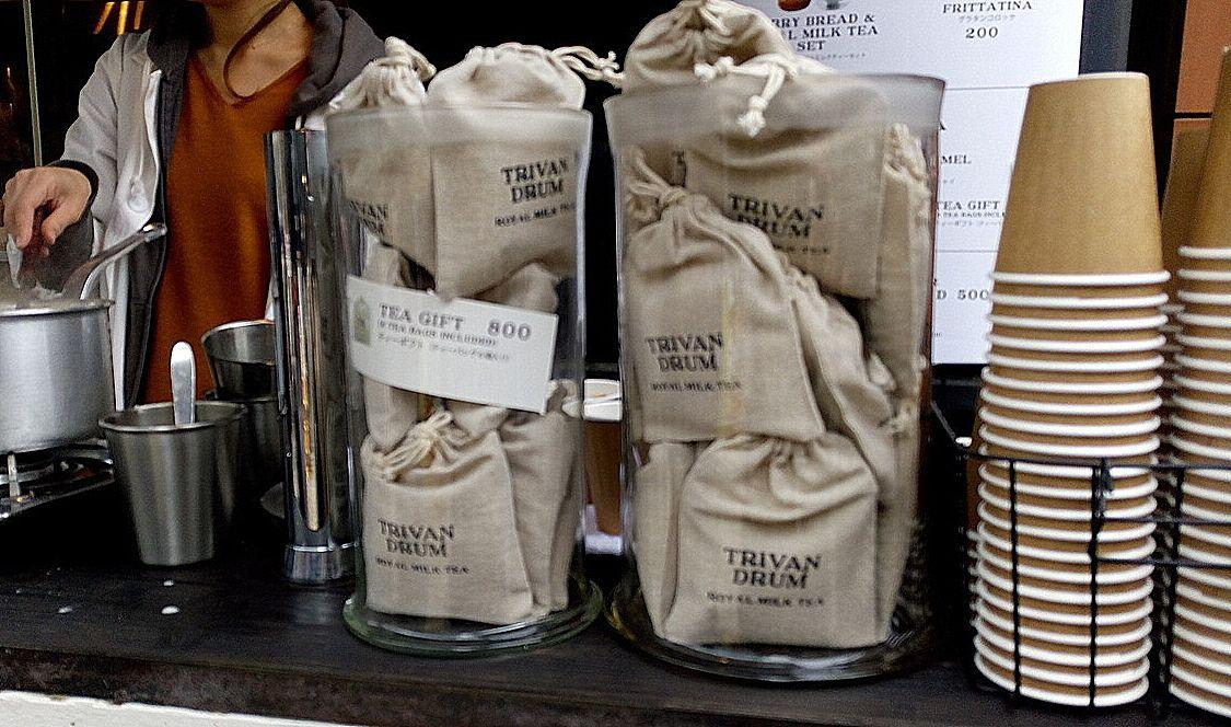 TRIVANDRUMはパン屋さん