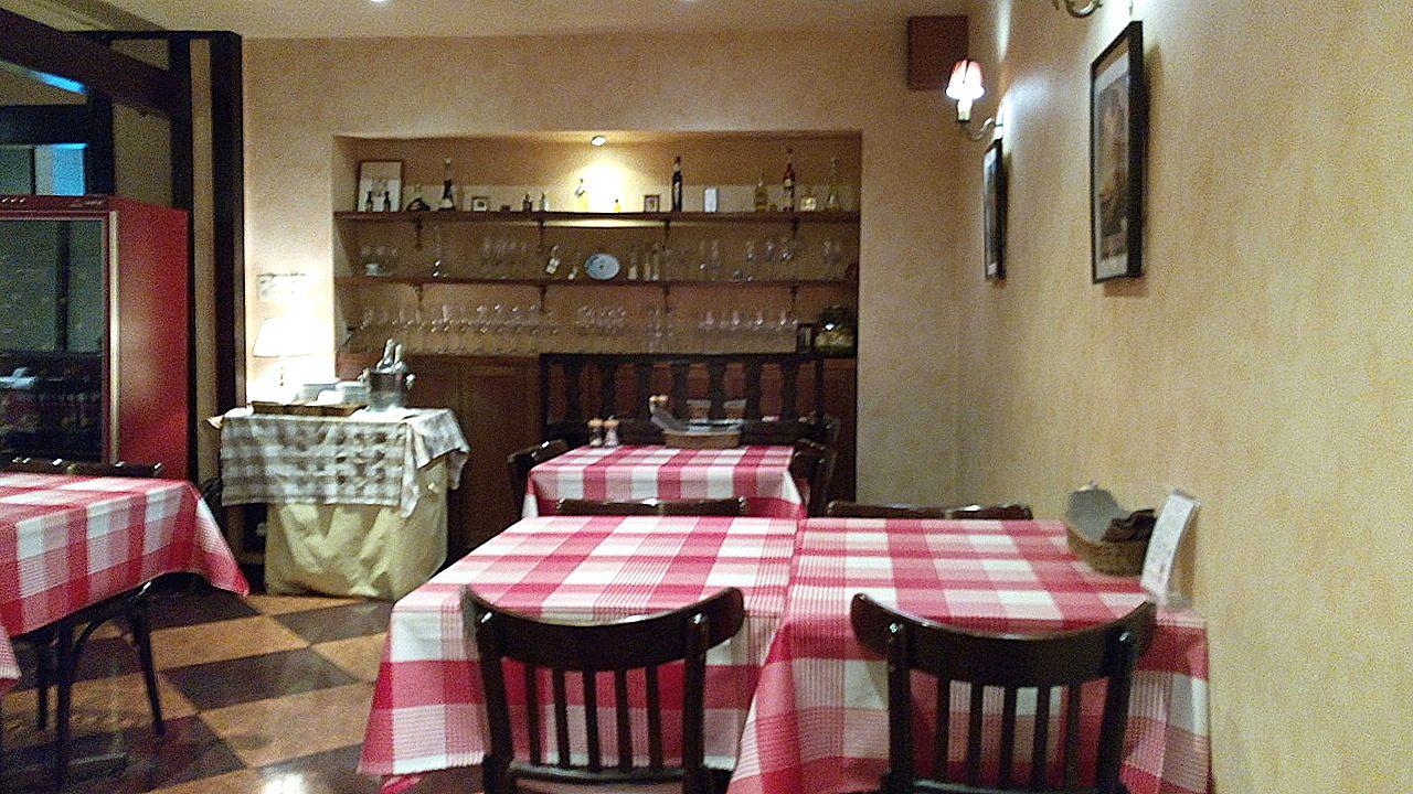 吉祥寺のイタリアレストラン「ラ・クレアトィーラ」