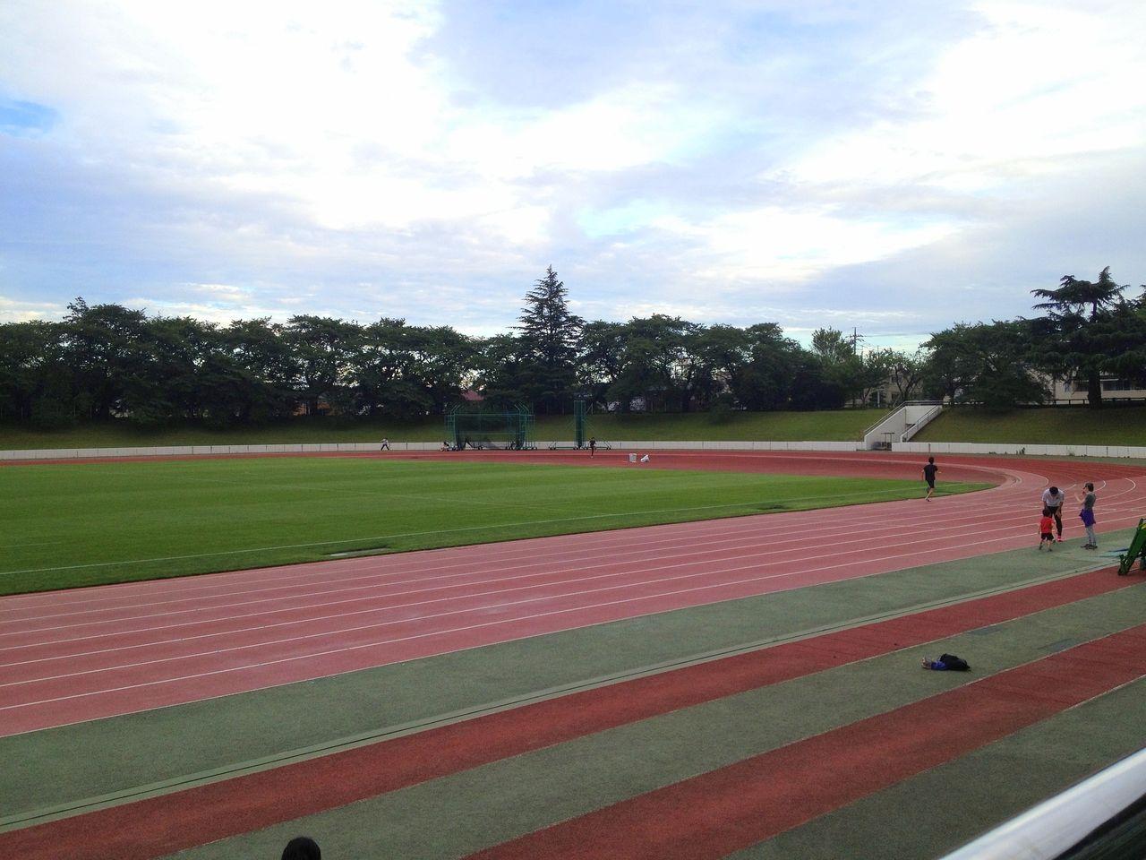 武蔵野体育館、武蔵野陸上競技場