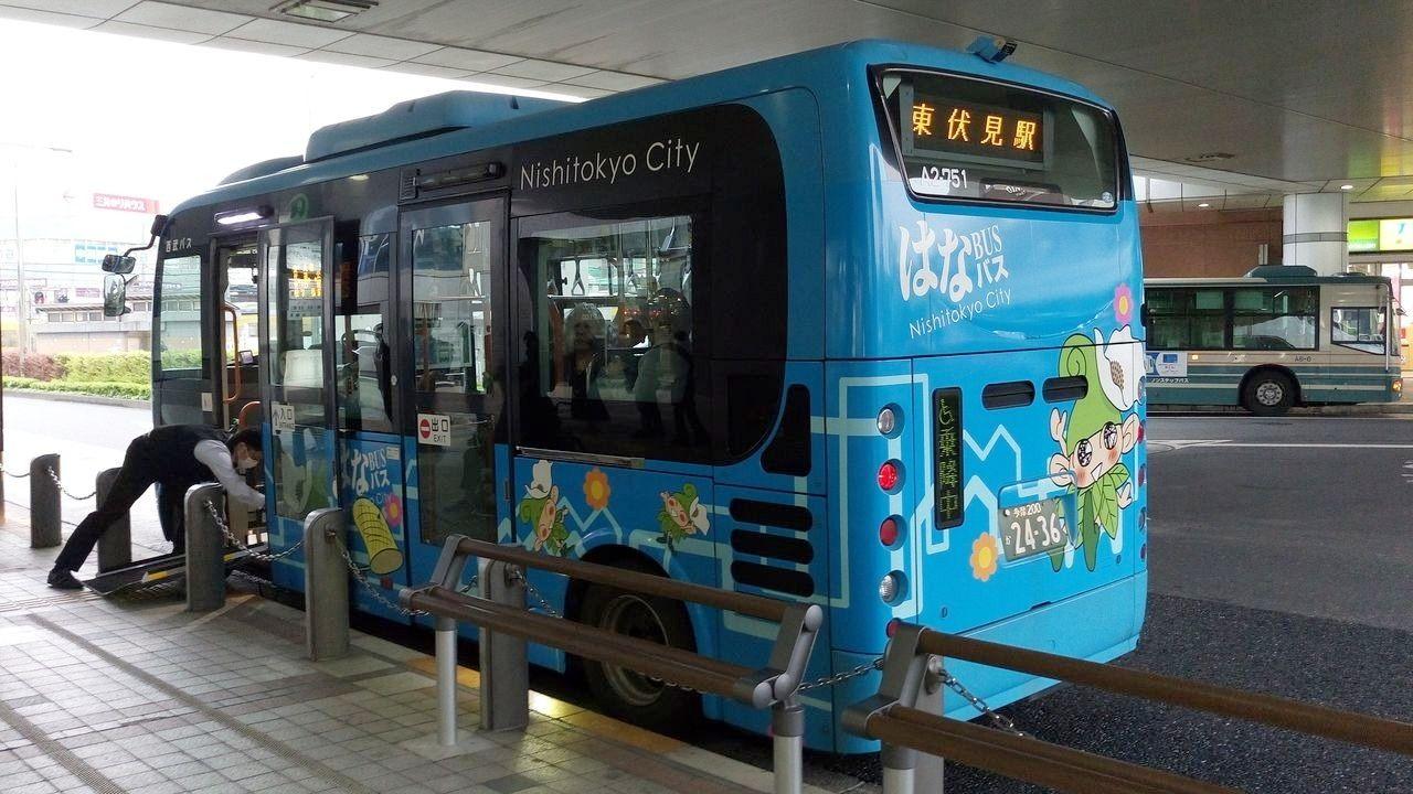 コミュニティバスはなバス