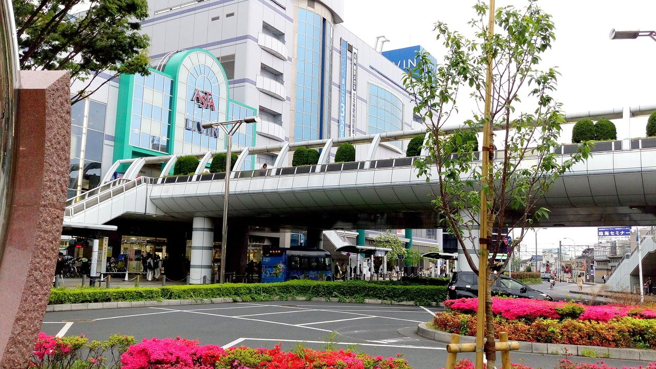 西武新宿線 田無駅、アスタ