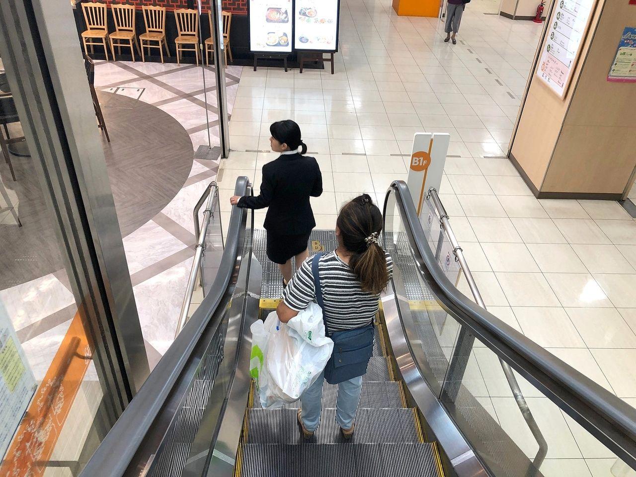 武蔵境イトーヨーカ堂の西館リニュアルオープン
