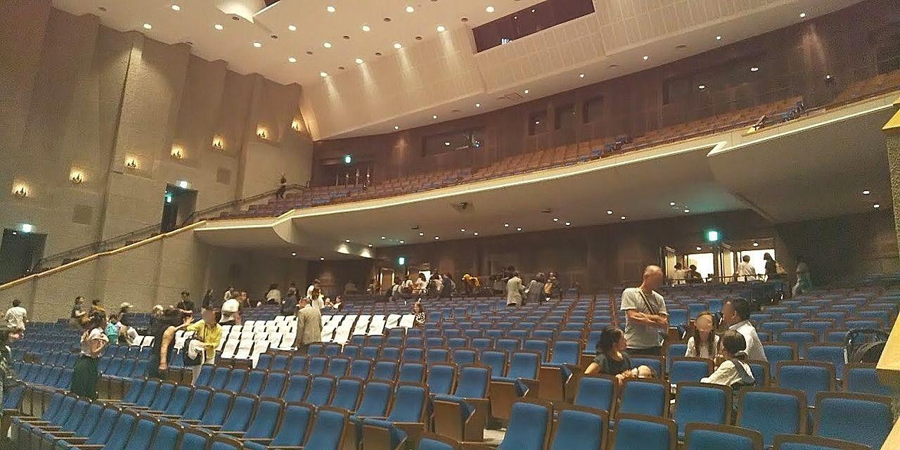 武蔵野市民文化会館大ホール