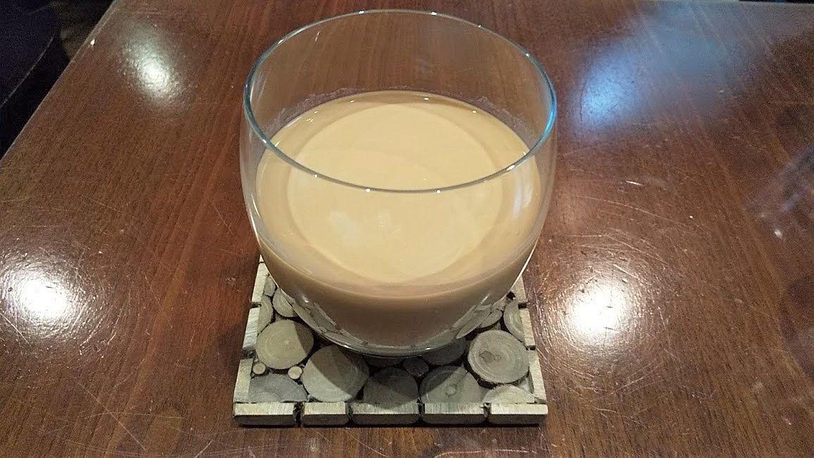 吉祥寺チャイブレイクの煮出し紅茶は砂糖がすでに入っていますよ
