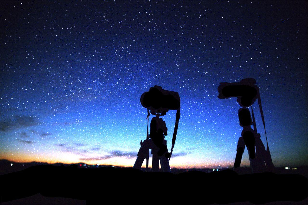 川上郷自然の村 星空観望ツアー