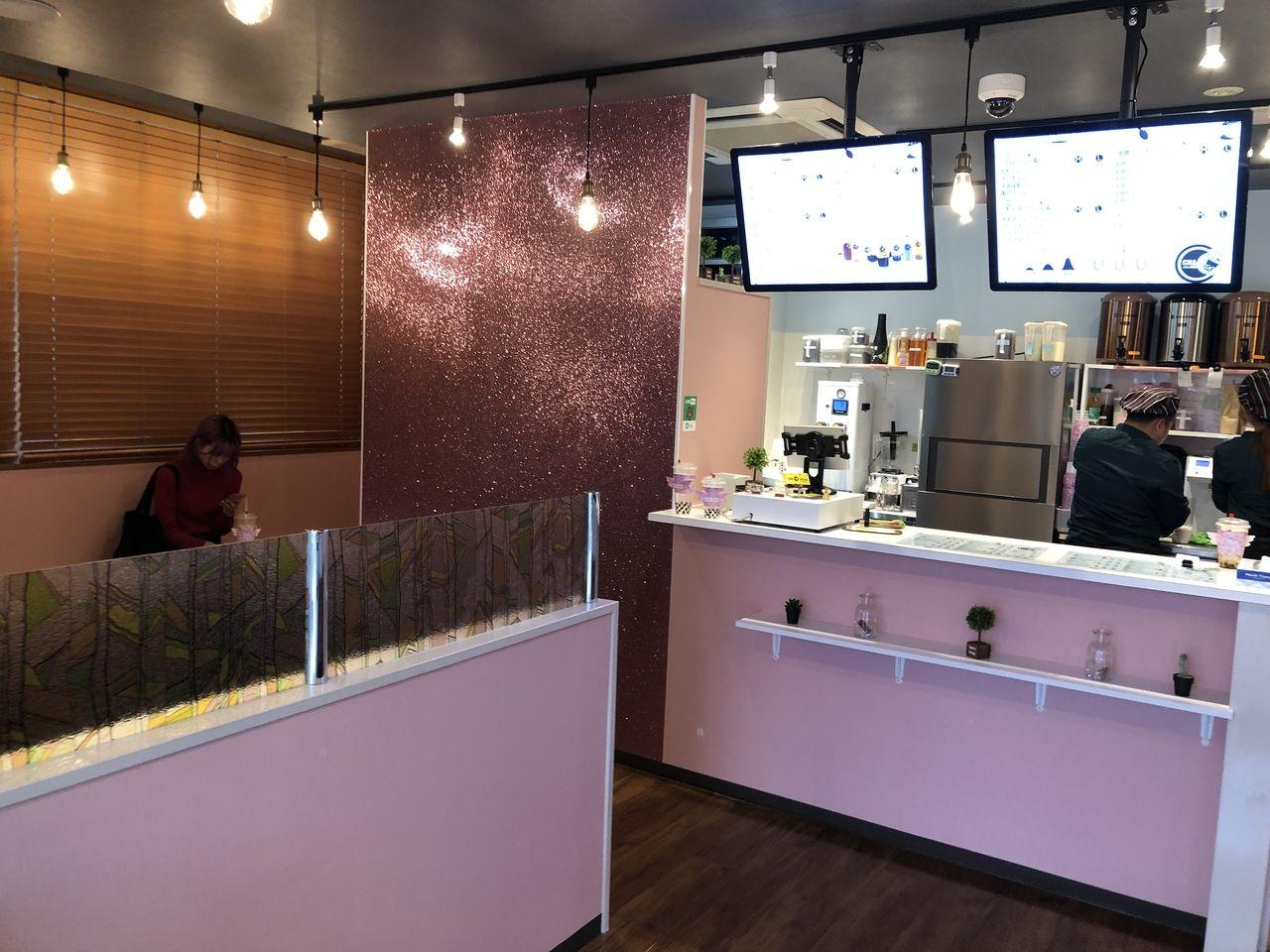 三鷹にオープン「台湾タピオカ専門店」