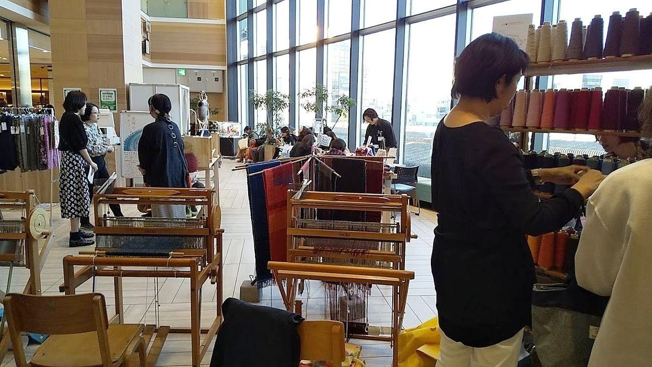 吉祥寺キラリナの糸モノまつり