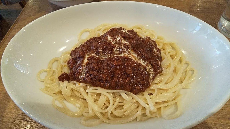 フォーク、ナイフ、そしてお箸のあるイタリアンレストラン「トスカーナ」