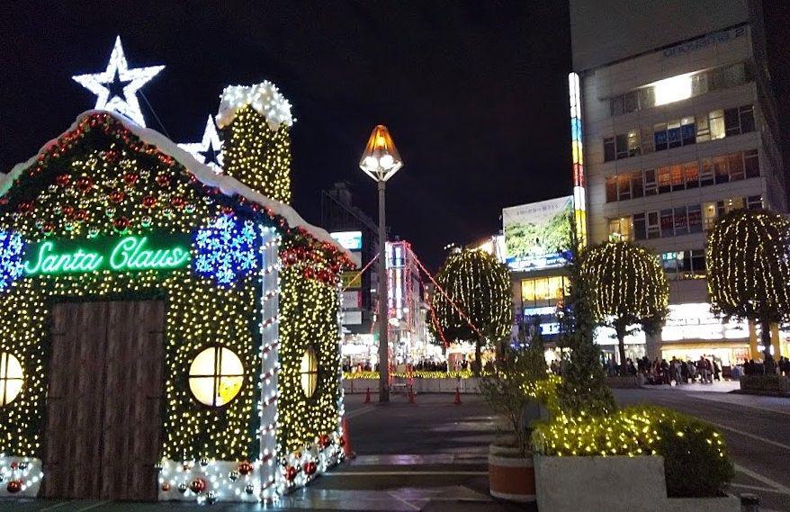 JR中央線吉祥寺の北口広場