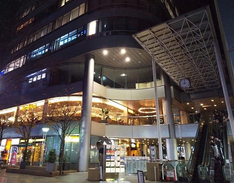 武蔵野スイングビルはホールだけでなく、レストラン、病院などの多くの施設があります