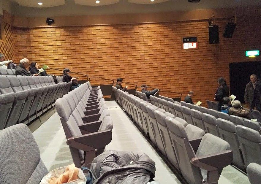 武蔵野スイングホールは音楽を中心とした多目的ホール