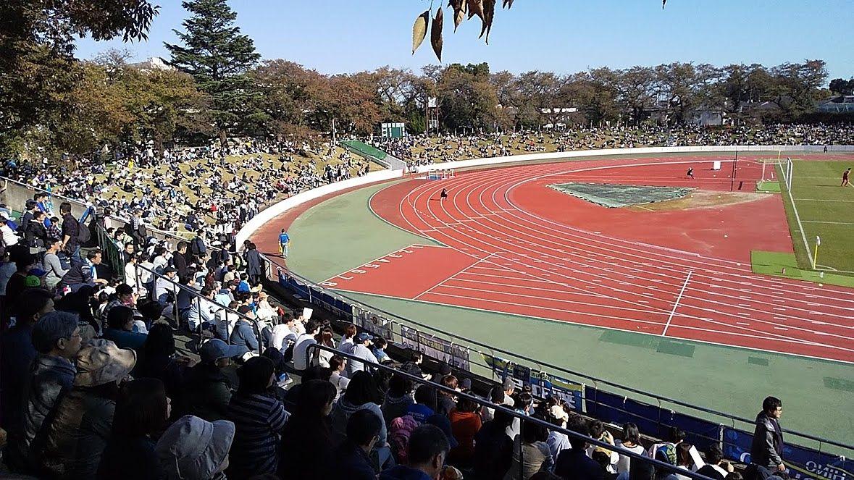 武蔵野市役所前のスポーツ関係の施設は充実