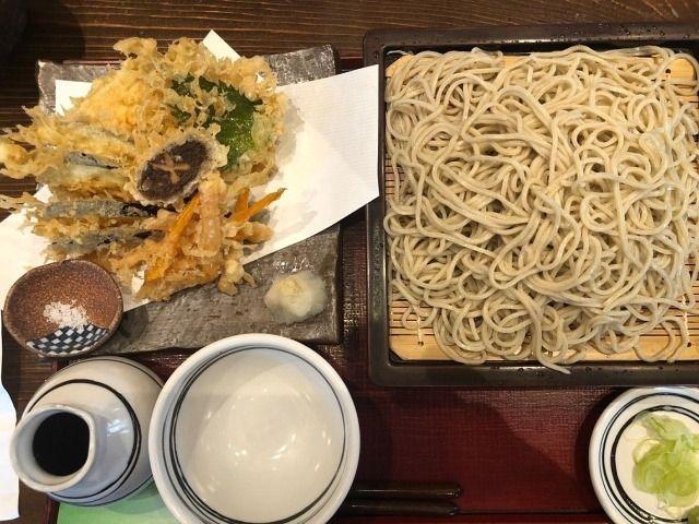 武蔵境の日本そば「増田屋 蕎麦処ささい」