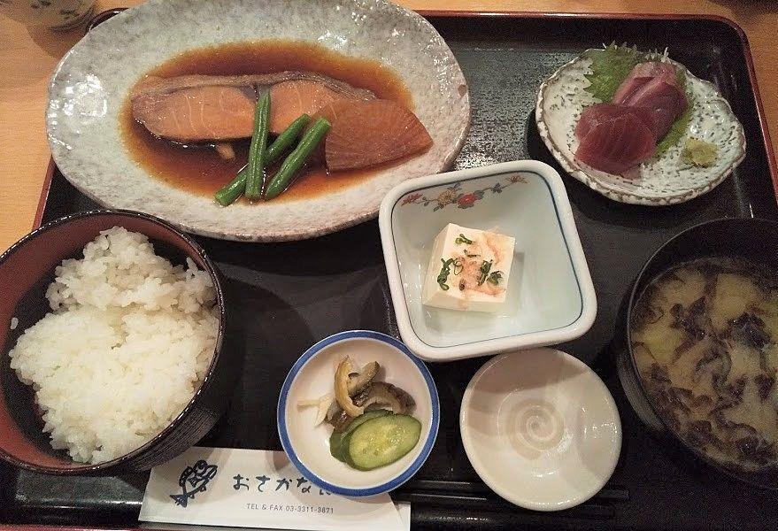 阿佐ヶ谷「おさかな食堂」