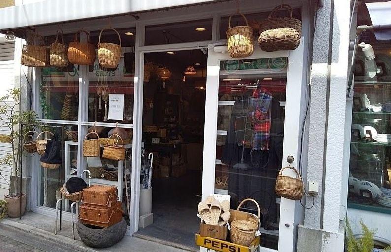 中道通り雑貨店「menui」
