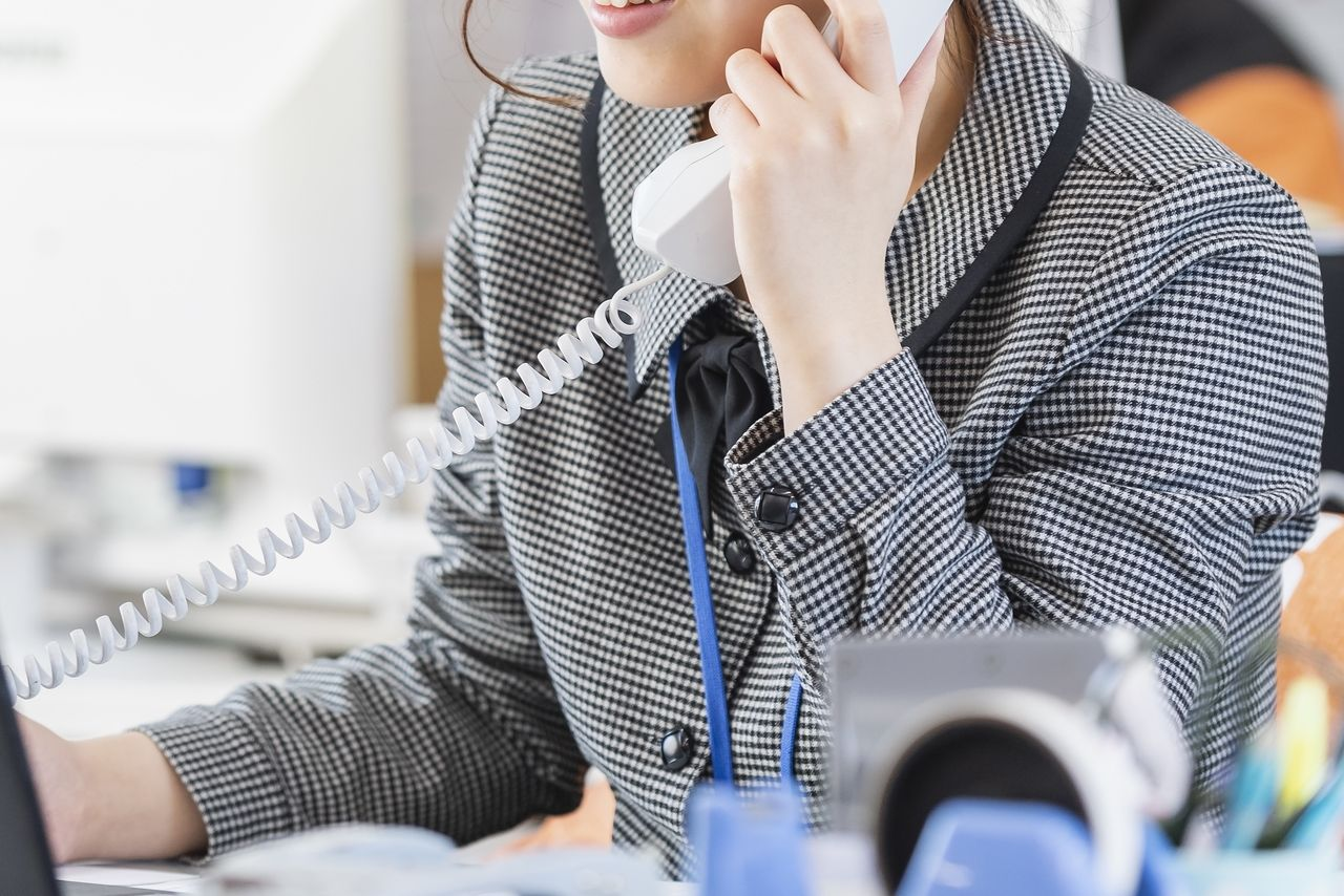 話そう!高齢者電話訪問事業、三鷹市