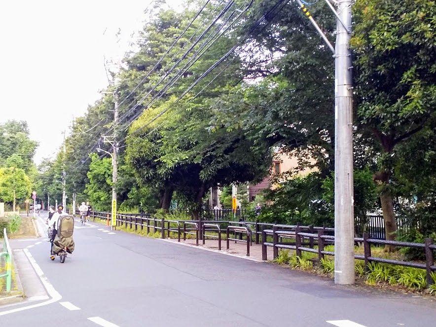 武蔵野市の千川上水