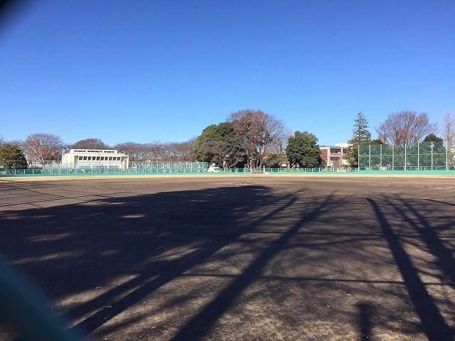 武蔵野市 野球場