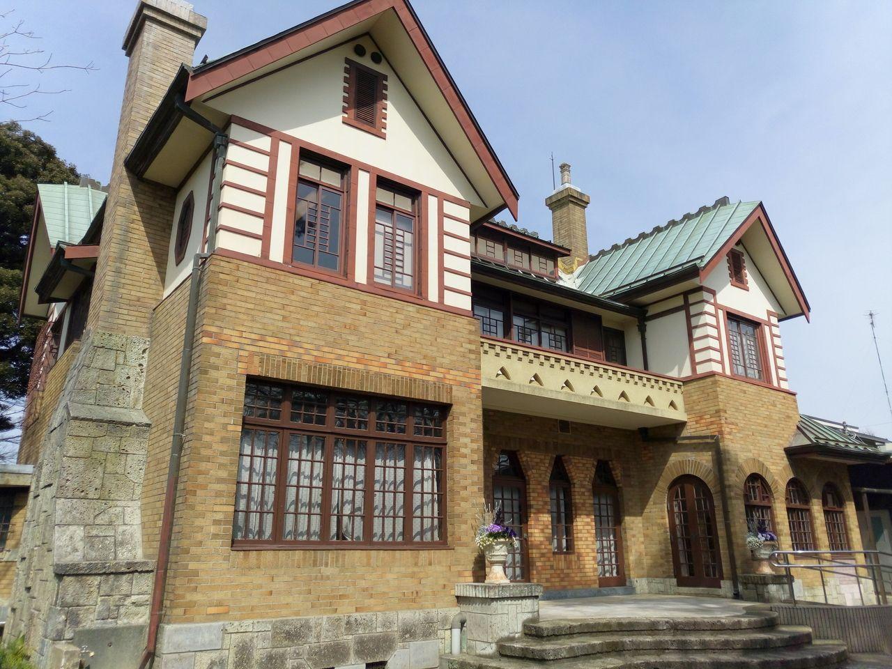 三鷹市、山本有三記念館