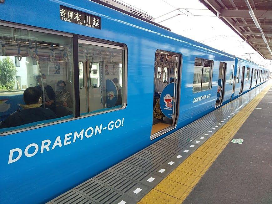 西武線「DORAEMON-GO」