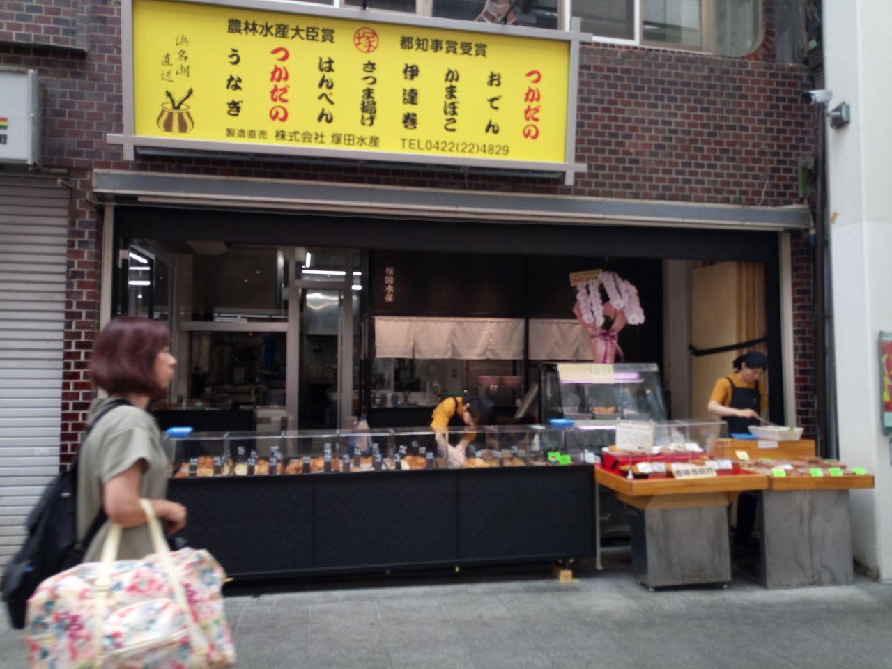 吉祥寺の塚田商店