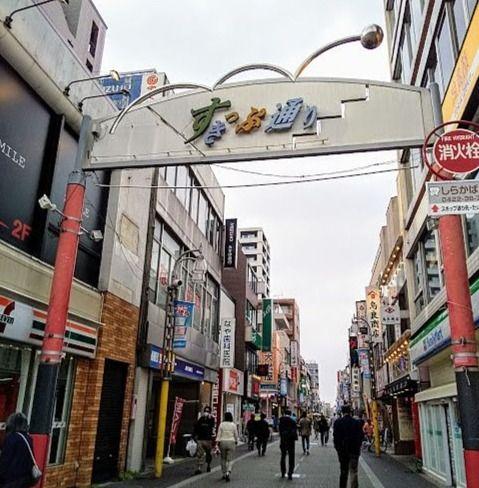 武蔵境駅、すきっぷ通り