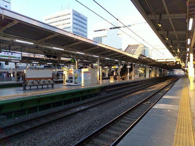 JR三鷹駅、JR中央線、東西線、総武線に乗車できます