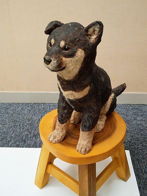 はしもとみお木彫展、武蔵野市立吉祥寺美術館