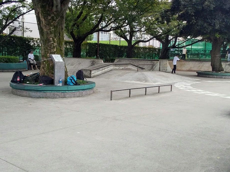 ストリートスポーツ広場武蔵野総合体育館