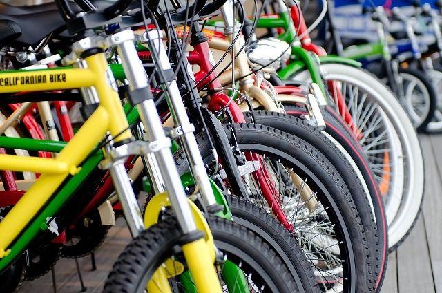 三鷹駅中央大通り自転車駐車場は来年1月31日に閉鎖されます