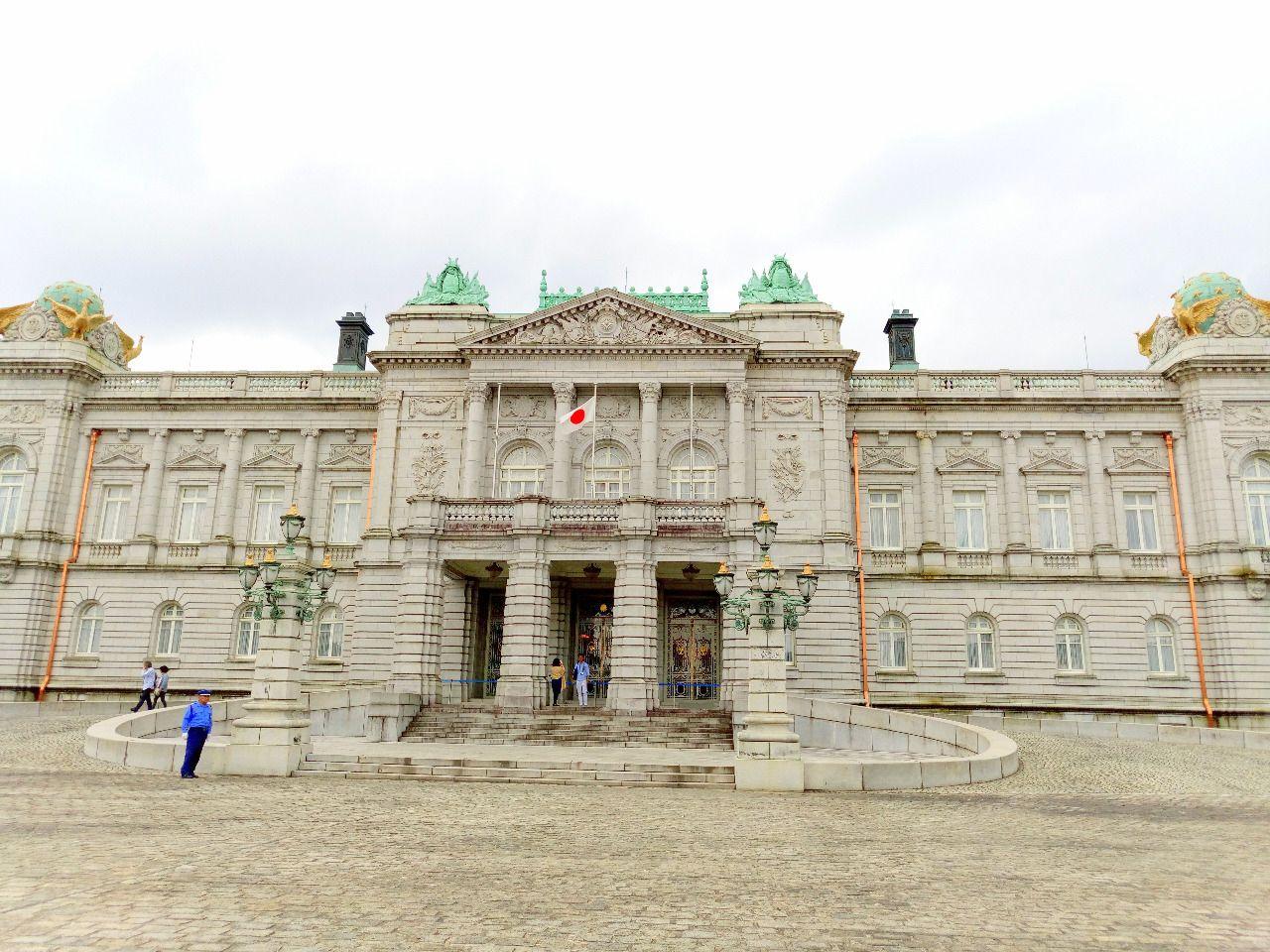 宮廷建築家片山東熊の設計