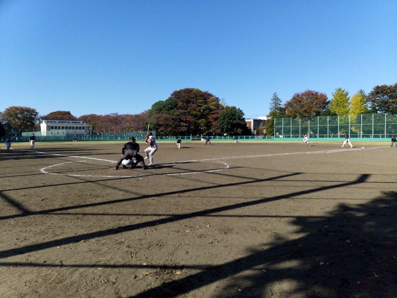 武蔵野市役所近くで開催