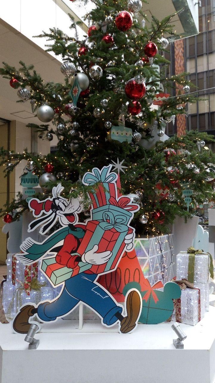 吉祥寺東急百貨店はディズニーのクリスマス