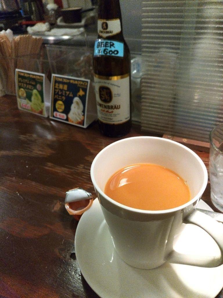 ロータスカフェぷらす90℃は吉祥寺の路地にあるカフェ