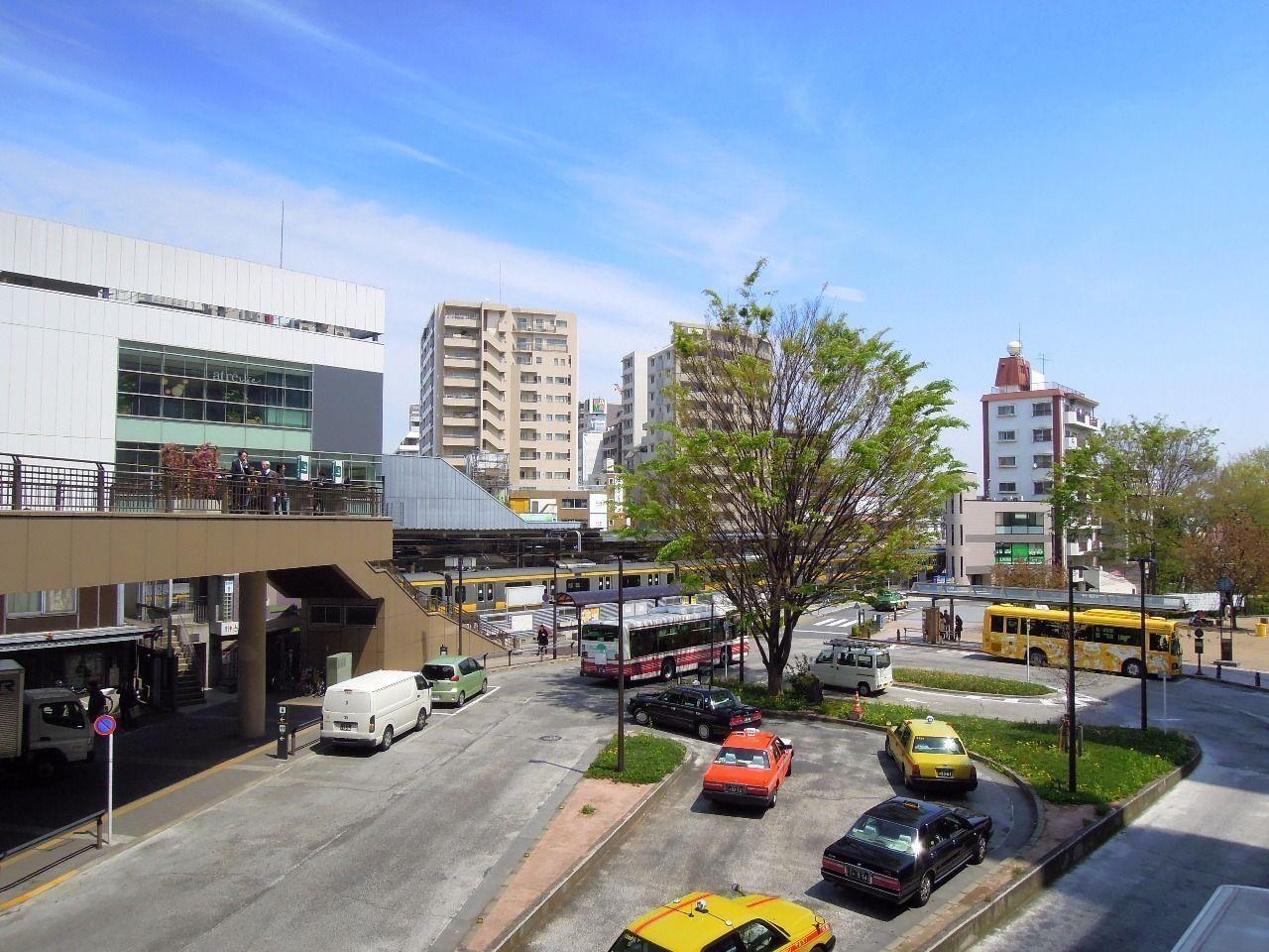 中央線の三鷹南口徒歩2分の賃貸、売買の不動産会社アメリカンドリームです。