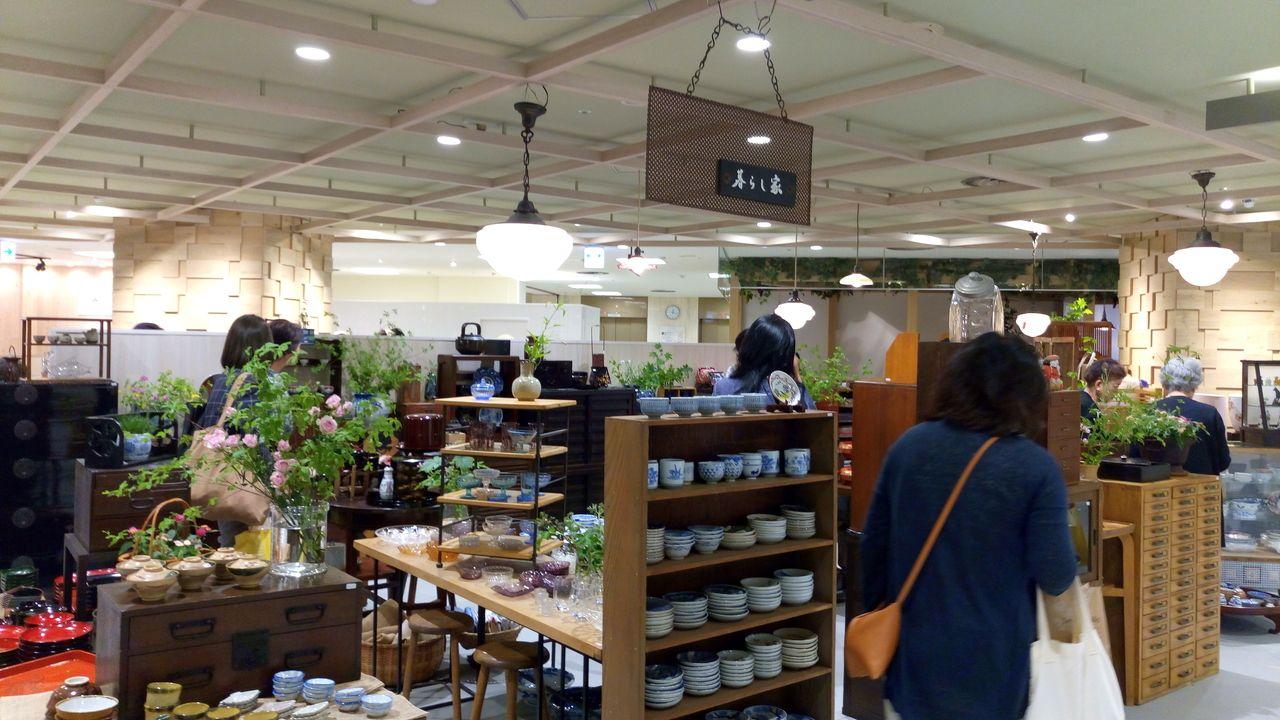 吉祥寺東急、武蔵野マルシェがオープンしました