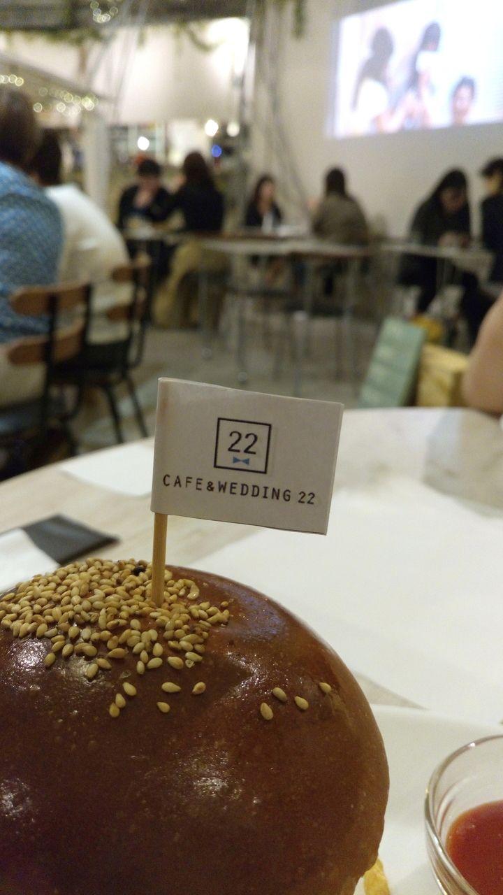 吉祥寺のカフェ&ウエディング22