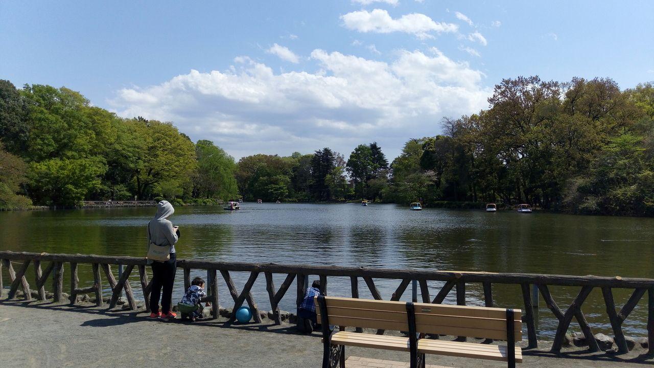 吉祥寺からも歩いて行ける善福寺公園