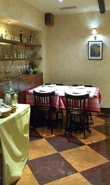 ラ クレアトゥーラは手頃な値段でイタリアンが食べれます