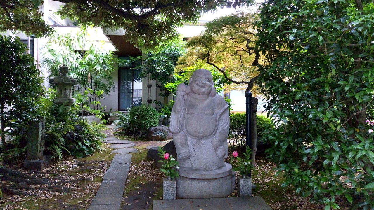 吉祥寺にある多摩四国八十八箇所の1番は安養寺